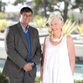 MAGGIE BEER & PROFESSOR RALPH MARTINS