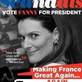 VOTE FANNY FOR PRESIDENT